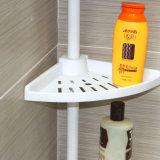 Cremagliera allungabile della stanza da bagno dell'acciaio inossidabile
