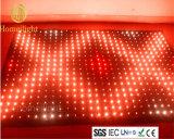 P18 3 x 4m RGB LED videovorhang für DJ-Stand-Hintergrund