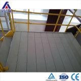 Assoalho de mezanino estrutural industrial resistente