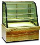 Ijskasten van de Cake van China van de goede Kwaliteit de Commerciële met Ce