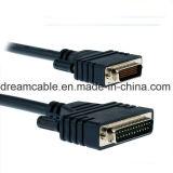 10FT het Mannetje van Cisco cabine-232mt dB60 aan dB25 Mannelijke Kabel