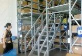 Mezzanine het Rekken van de Vloer Systeem voor de Opslag van het Pakhuis
