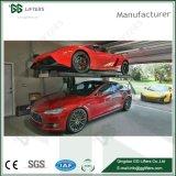 Производство бытовой электроники 1 колонки Автостоянка подъемник для продажи (POP20/2100)