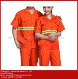 주문 설계하십시오 면 남자 (W11)를 위한 작동 제복 작업복 착용 의복을