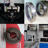 Máquina de solda a laser de aço inoxidável de alta potência com transmissão de fibra óptica
