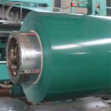 SGCC, 0,45 mm de espessura com revestimento de cor PPGI bobina de aço