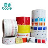 Graisser la preuve d'emballage alimentaire PE de papier Le papier couché avec film PE pour sandwich Kfc café Sucre à l'emballage