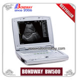 Laptop-Ultraschall-Scanner, Ultraschallsonography-Diagnoseultraschall-Ultraschall-Darstellung (BW500)