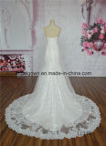 Marfim Strapless Wedding Dress Lace