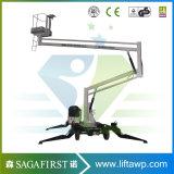 elevación de articulación aérea del auge de la araña de los 10m el 12m para la venta