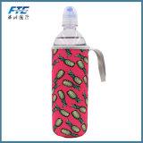 Botella rechoncha colorida Koozie del refrigerador del sostenedor de Botter del agua del neopreno