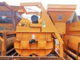 Heiße Slae Js500 Betonmischer-Aufbau-Maschine