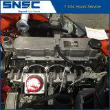 판매를 위한 일본 미츠비시 S4s 엔진을%s 가진 중국 3.5t 디젤 엔진 포크리프트