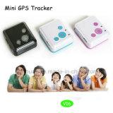 V16 mini GPS suivant le dispositif avec le bouton de SOS