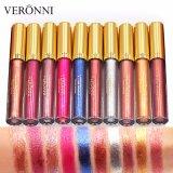 Косметический Veronni 10 цветов водонепроницаемый Diamond губная помада Блестящие цветные лаки помады