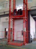 Carga pesada Cergo Vertical de la plataforma de carga de elevación hidráulica