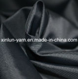 Satén de poliéster tejido de nylon reflectante para la bolsa de paraguas