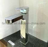Sanitarios marca de agua de grifo de agua de la cuenca del cuarto de baño de latón (HD4800)
