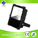 Sensor de inundación RGB Downlight de haluro metálico con el CE RoHS
