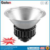 250W 400W 아들 램프를 나가기를 위해 적당한 전구 5 년 보장 110lm/W 고성능 100W LED