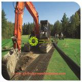 移動式HDPE/のポリエチレン販売のための一時クレーン道のマット