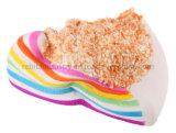 Jumbo parfumé à la hausse lente Squishy Cheeki Triangle Sandwich gâteau Toy