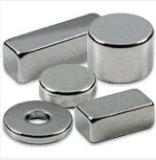 Ímã do Neodymium da alta qualidade com niquelar/ouro/chapeamento de prata