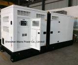 силы номинальности 385kVA 308kw генератор дизеля Cummins резервной молчком
