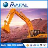 Lonking 34 tonne hydrauliques de grande taille pour la vente d'excavateur
