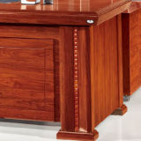 Form-moderner Büro-Möbel-Entwurf MDF-leitende Stellung-Chef-Schreibtisch
