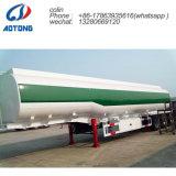 feuergefährliche Flüssigkeit 50cbm/Öl-transportierender Tanker-halb Schlussteil