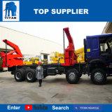 Vrachtwagen van de Lader van de Aanhangwagen van de Lading van de Aanhangwagen van de Container van de Lading van de titaan de Zelf Zij Zij