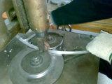螺線形の傷のガスケットのための巻取り機機械