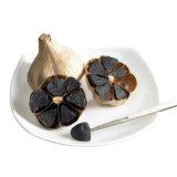 Langfristiger Gärung-Schwarz-Knoblauch mit Haut