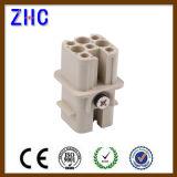 Macho industrial do Pin Harting do Pin 8 de HD 7 e conetor resistente fêmea