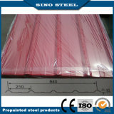 Prepainted цвет металлик с покрытием оцинкованной утюг стальной лист лист крыши