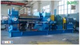 Xk-610 folhas de borracha Mill Máquina para folhas de mistura de borracha