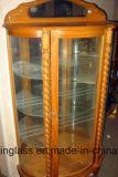 يليّن [فنيتثر] خزانة زجاج مع [س] شهادة