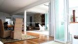 Passive facoltativo Vent Folding Aluminium Windows e Doors
