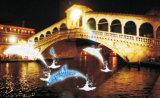 Luz del adorno LED Festival de Navidad decoración de vacaciones