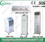 Передвижной очиститель уборщика воздуха с стерилизатором HEPA UV (ZJY-100/150/200/300)