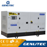 Звуконепроницаемые 120 квт электрической мощности генератора дизельного двигателя Cummins