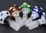 Heet verkoop de Rokende Toebehoren van het Glas voor de Rokende Kleurrijke Pijpen van het Glas