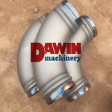 Труба конкретного насоса Schwing Dn125 затвердетая (45Mn2/55Mn)