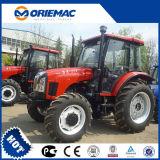 Trator de exploração agrícola da lista de preço 90HP do trator Lutong Lt904