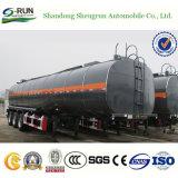 Aanhangwagen van de Vrachtwagen van het Nut van de Tanker van het Bitumen van het Asfalt van Shengrun de Tank Verwarmde