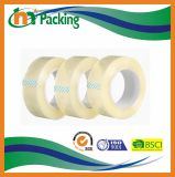 La mejor calidad de la cinta amarillenta adhesiva de acrílico del embalaje de OPP