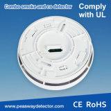 Peaswayの高品質のコンボの煙及びCoアラーム探知器(PW-521SC)