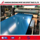 Farbe überzogene StahlAntifinger PPGI Blatt-Fabrik