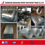 Galvalume SGCC Steel/gi Feuille de bobine